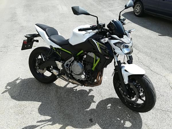 Kawasaki Z650 (A)