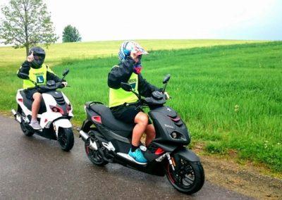 Peugeot Speedfight (Moped)