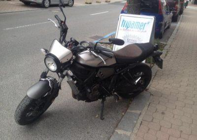 Yamaha 700 XSR (A)